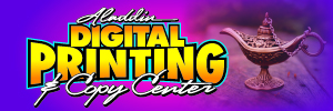 Aladdin Digital Printing & Copy Center